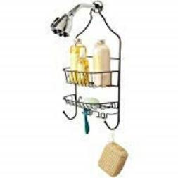Bath Bliss Shower Organizer/Caddy with Suction Cups