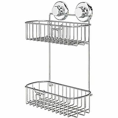 HASKO accessories - Shower Caddy with Suction Cup - 304 Stai