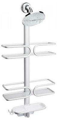 OXO Good Grips Rustproof Aluminum Shower Caddy