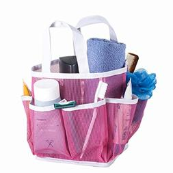 Great Useful Stuff Mesh Portable Shower Tote and Caddy - Mul