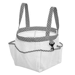 SANNO Mesh Shower Caddy Tote, Portable Quick Dry Shower Tote