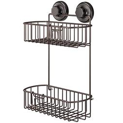 HASKO accessories Shower Caddy with Suction Cups | 304 Stain